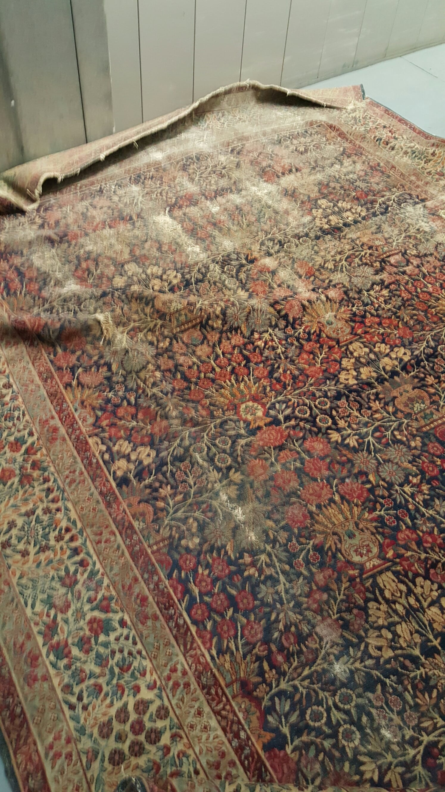 The Oriental Rug Repair Company
